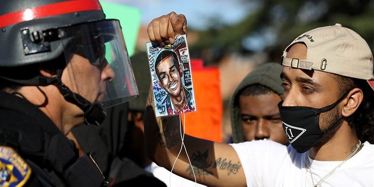 Another Unarmed Black Man Falls Victim