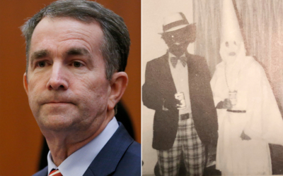 Ralph Northam Should Resign
