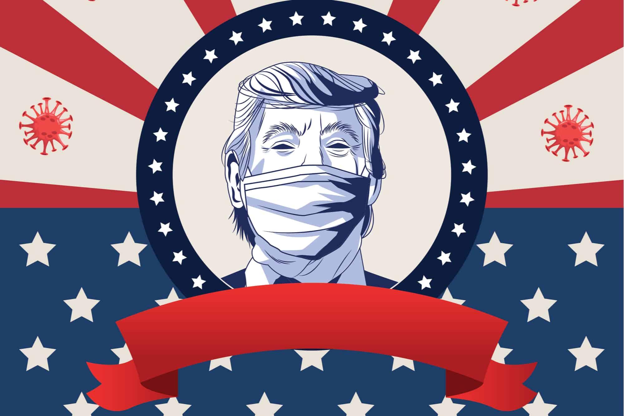 Trump in the Coronavirus