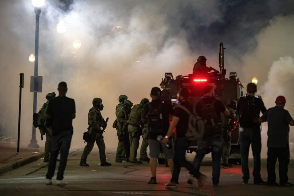 Civil Unrest in Kenosha, WI