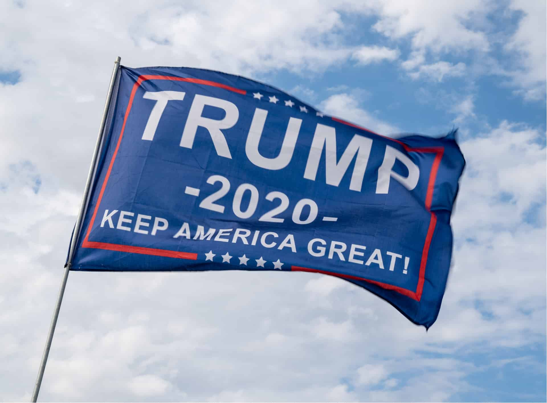 The Trump Flag