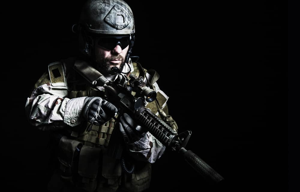 Armed Forces Soldier