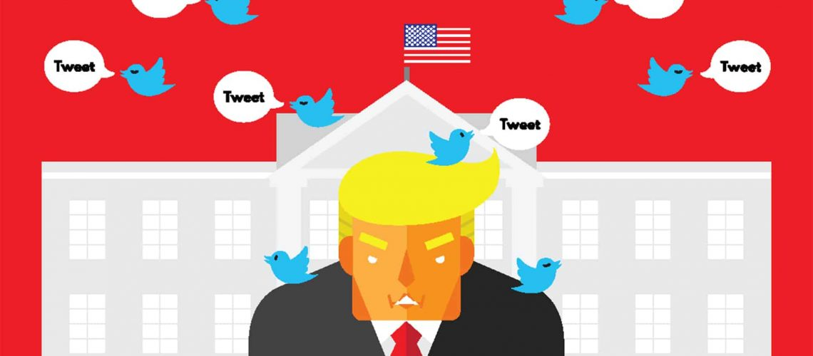 What is Trump Without Twitter?